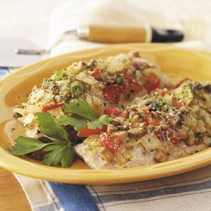 Red Snapper for Two Recipe