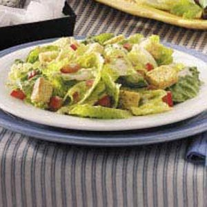 BLT Caesar Salad Recipe