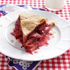 Spiced Plum Pie Recipe