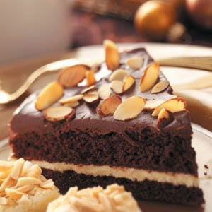 Nutty Chocolate Cake Recipe