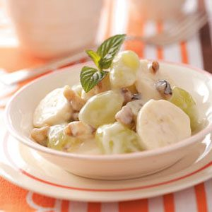 Green Grape Salad Recipe