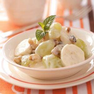 Green Grape Salad Recipe
