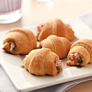 Crab Crescents