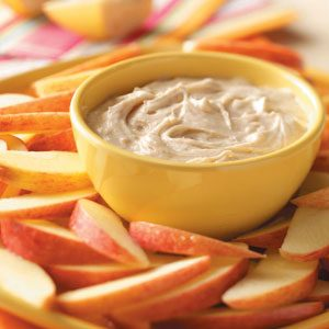 Fluffy Apple Dip Recipe