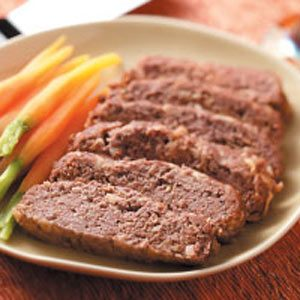 Apple Meat Loaf Recipe