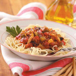 Vegetarian Pasta Sauce Recipe