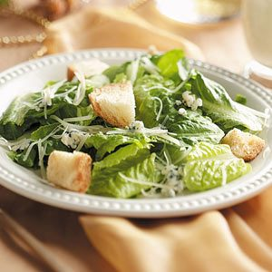 Special Romaine Salad Recipe