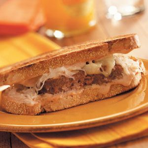 Second-Chance Reubens Recipe