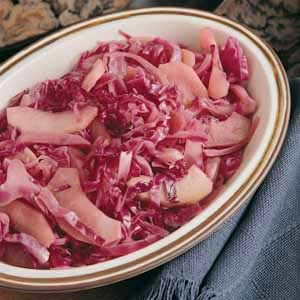 Sweet-and-Sour Cabbage Recipe