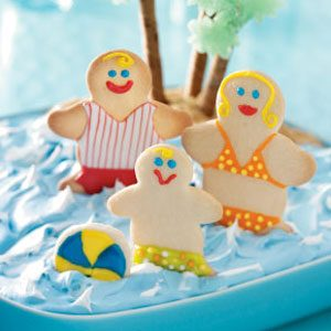 Pool Party Appetizers Ideas 15 easy summer party recipes and food ideas foodcom Island Swim Dessert