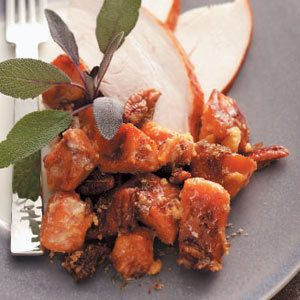 Makeover Southern Favorite Sweet Potatoes