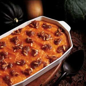 Winter Squash Casserole Recipe