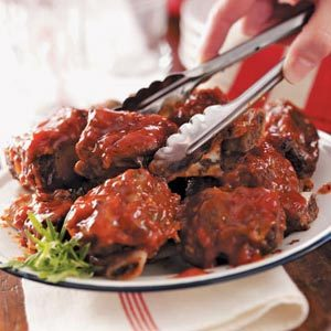 Candidate's Choice Short Ribs Recipe