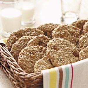 Take-Along Breakfast Cookies Recipe