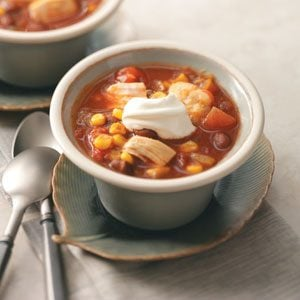 Mexican Chicken Chili Recipe