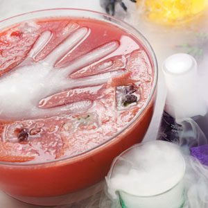 Ghoul Punch Recipe