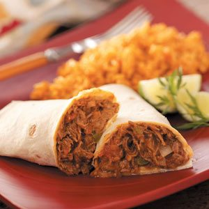 Southwestern Beef Tortillas Recipe