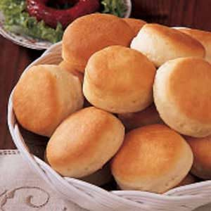 Miracle Rolls Recipe