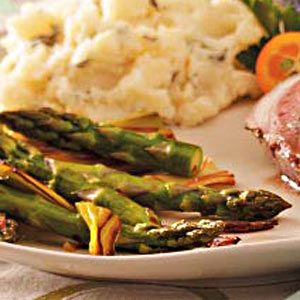 Roasted Asparagus and Leeks Recipe