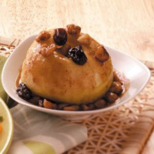 Maple Baked Apple Recipe