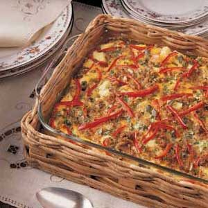 Sunday Brunch Casserole Recipe