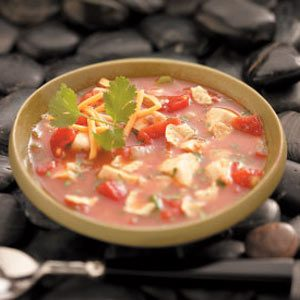 Tasty Tortilla Soup Recipe