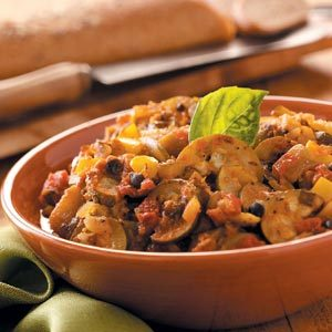Slow Cooker Ratatouille Recipe
