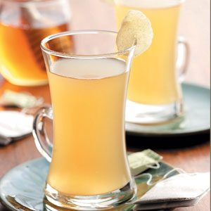 Ginger Tea Drink Recipe
