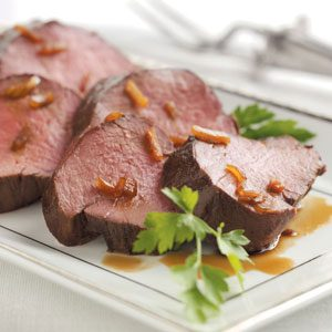 Teriyaki Beef Tenderloin Recipe