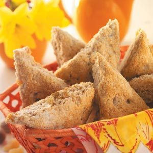 Spicy Ginger Scones Recipe
