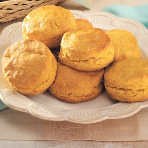 Pumpkin Patch Biscuits