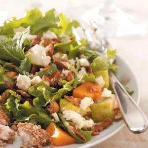 Sweet Potato Tossed Salad Recipe