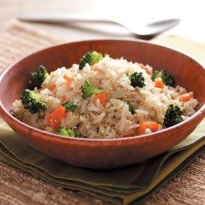 Jasmine Rice & Quinoa Pilaf Recipe