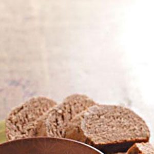 Homemade Pumpernickel Bread Recipe
