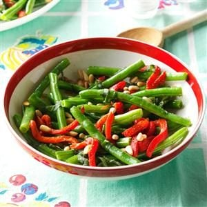 Italian Green Bean Salad Recipe