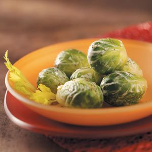 Savory Brussels Sprouts Recipe