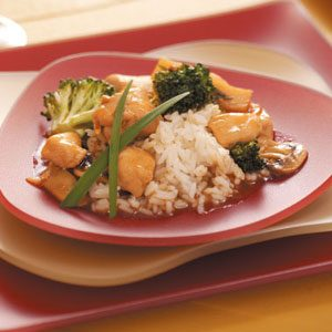 Chicken Broccoli Stir-Fry Recipe