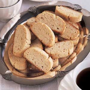 Almond Rusks Recipe