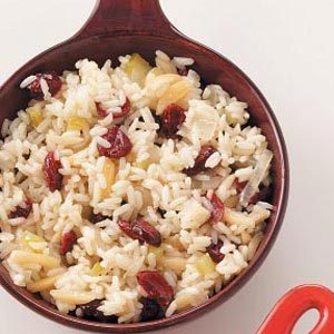 Cranberry Confetti Rice Recipe