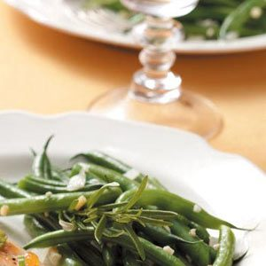 Gingered Green Beans Recipe