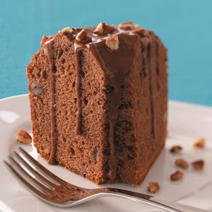 Chocolate-Cola Pound Cake Recipe