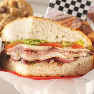 Brickyard Bistro Sandwich Recipe