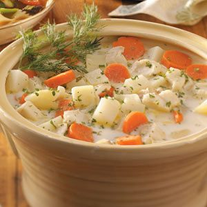Haddock Chowder Recipe