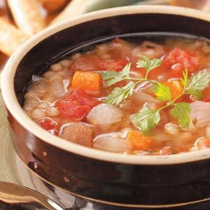 Sportsman's Bean Soup Recipe