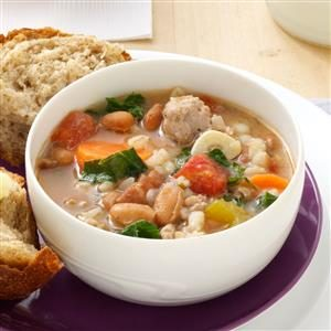 Italian Sausage Bean Soup Recipe