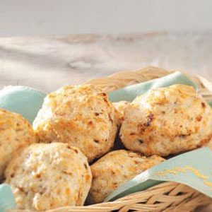 Sun-Dried Tomato Cheese Biscuits Recipe
