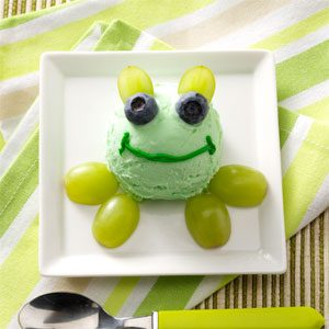 Green Sherbet Froggie Recipe