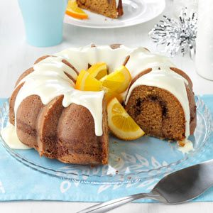 Sour Cream Pumpkin Cake Recipe