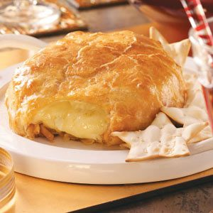 Brie Puff Pastry