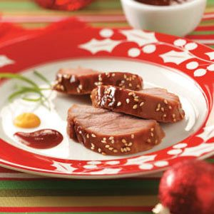 Chinese Pork Tenderloin Recipe